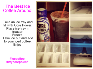 Core Power Ice Coffee
