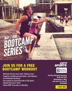 Free Bootcamp Tonight 6-7pm